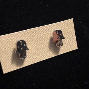 Fatima Hand Earrings